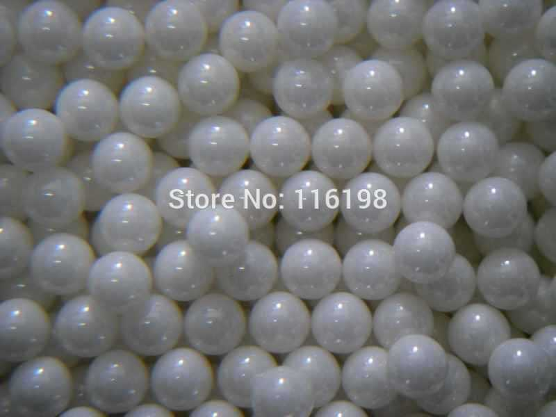 1kg/lot 0.8-1.0mm ball ZrO2 ceramic balls Zirconia balls used for Planetary mill Agitating mill roller mill Sanding mill machine