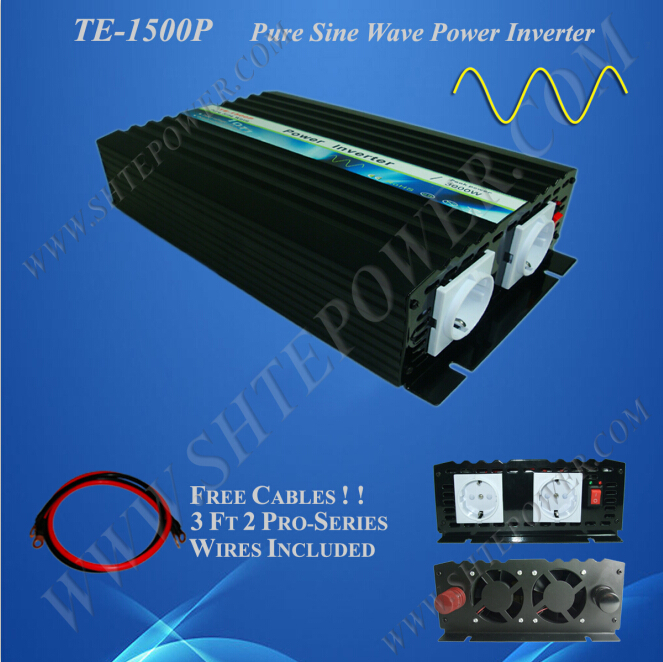 Dc ac inverter 24 v 240 v 1500 watt güneş power inverter 1500 watt inverter 24 v 240 v